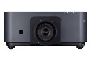 NEC PX602WL beamer/projector Large venue projector 6000 ANSI lumens DLP WXGA (1280x800) 3D Zwart