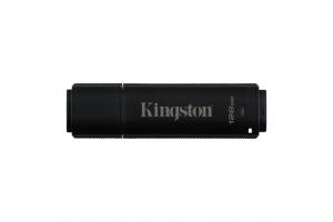 Kingston Technology DataTraveler 4000G2 USB flash drive 128 GB USB Type-A 3.2 Gen 2 (3.1 Gen 2) Zwart