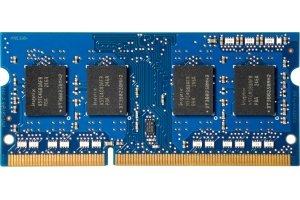 HP 1-GB x32 144-pins DDR3 SODIMM (800 MHz)