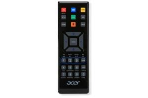 Acer E25 afstandsbediening IR Draadloos Zwart Drukknopen
