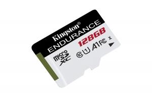 Kingston Technology High Endurance flashgeheugen 128 GB MicroSD Klasse 10 UHS-I