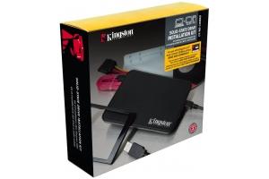 """Kingston Technology SNA-B behuizing voor opslagstations 2.5"""" HDD-behuizing Zwart"""