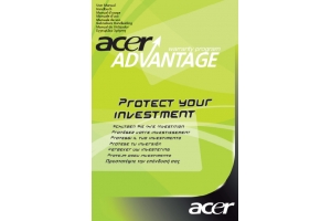 Acer SV.WNBAP.A11 garantie- en supportuitbreiding